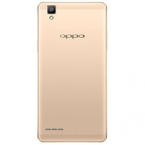 Oppo F1 Plus Back View