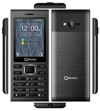 QMobile E995 All Dimenstions