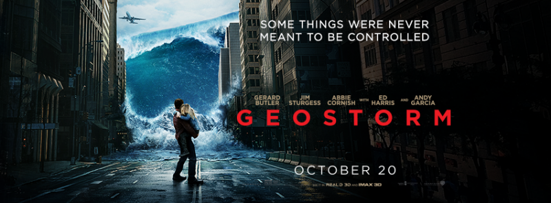 Geostorm - Complete Information