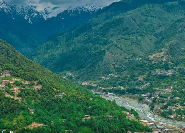 Hindu Kush Mountains 13