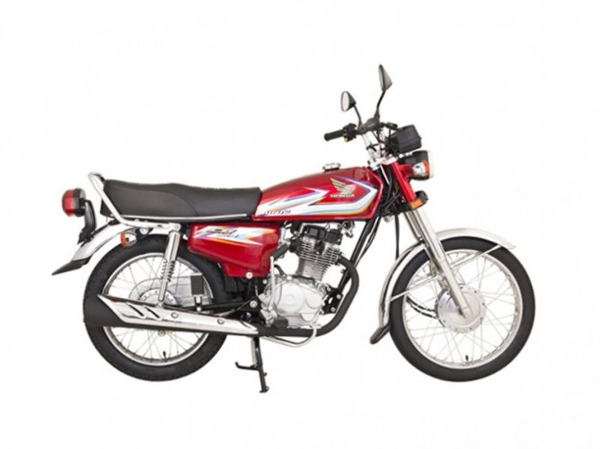 honda cg 125 2019 motorcycle price in pakistan specification review rh pakistani pk