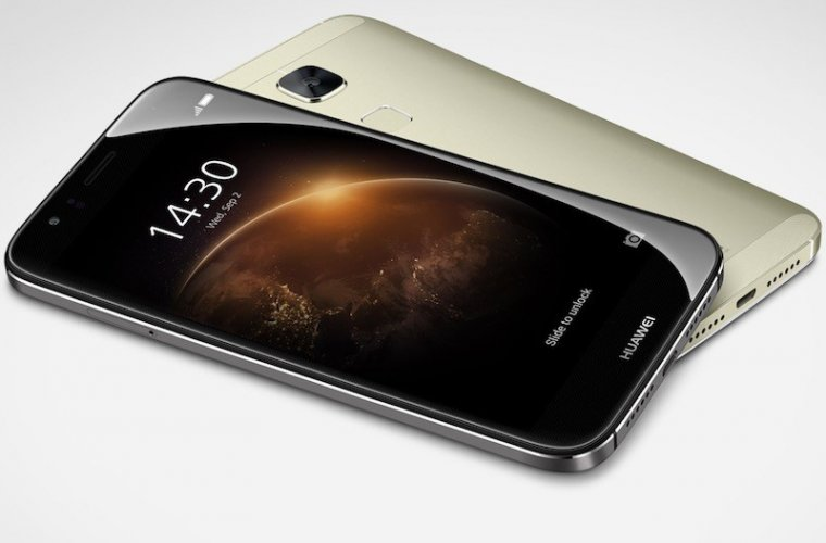 Huawei G7 Plus Slim View