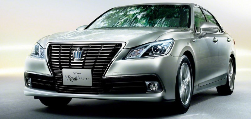 Toyota Crown Athlete G Package 2021 (Automatic)