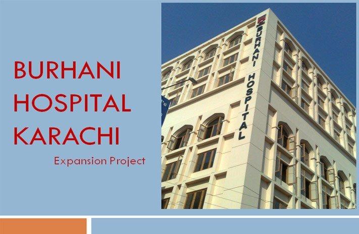 Burhani Hospital - Cover