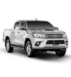 Toyota Hilux Revo G A/T 2018 - Prices, Features and Reviews
