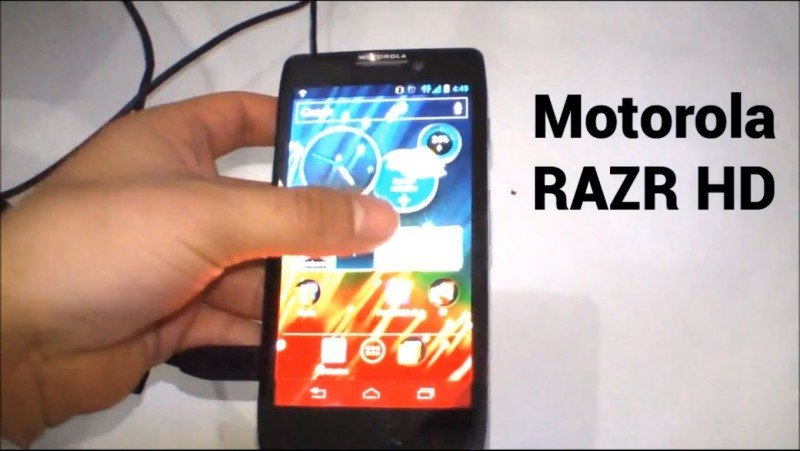 Motorola Razr HD XT925 - price in pakistan