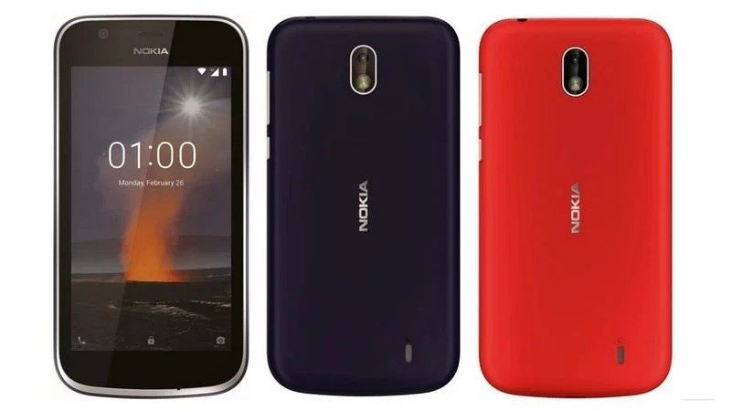 Nokia 1 - Price, Comparison, Specs, Reviews