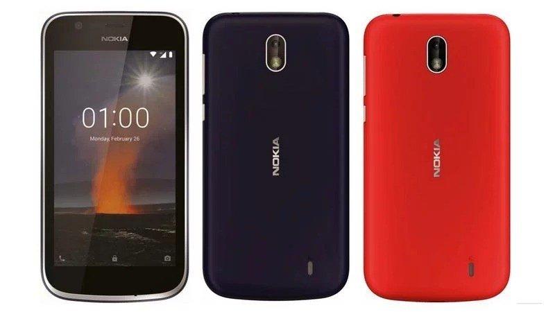 Nokia 1 - Price, Comparison, Specs, Reviews