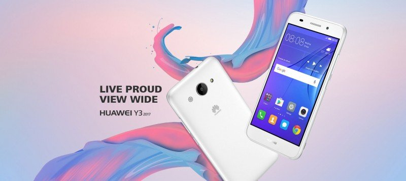 Huawei Y3 (2017) - full phone information