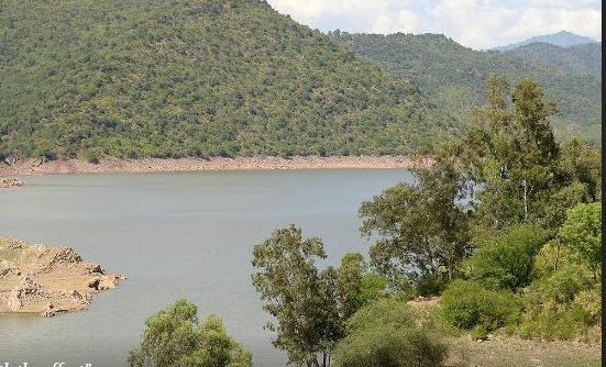Simly Dam 1