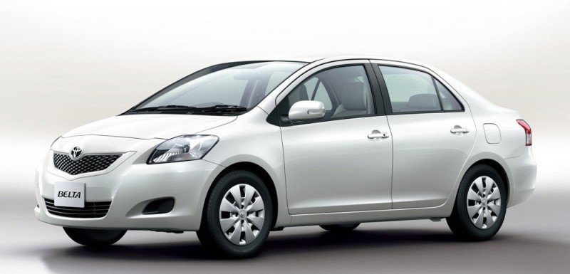 Toyota Belta X Business A Package 1.3 2017 - Price, Reviews, Specs