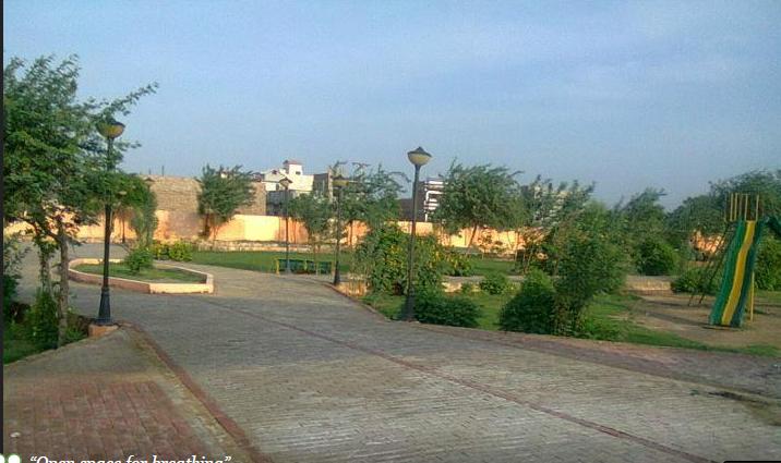 Nazeer Hussain Park 1