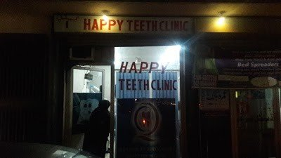 Happy Teeth cover