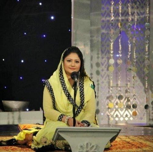 Hina Nasrullah - Watch Online Naats