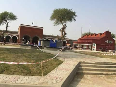 Sibi Railway Station