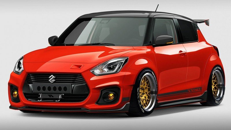Suzuki Swift Sports 2018 - Price in Pakistan