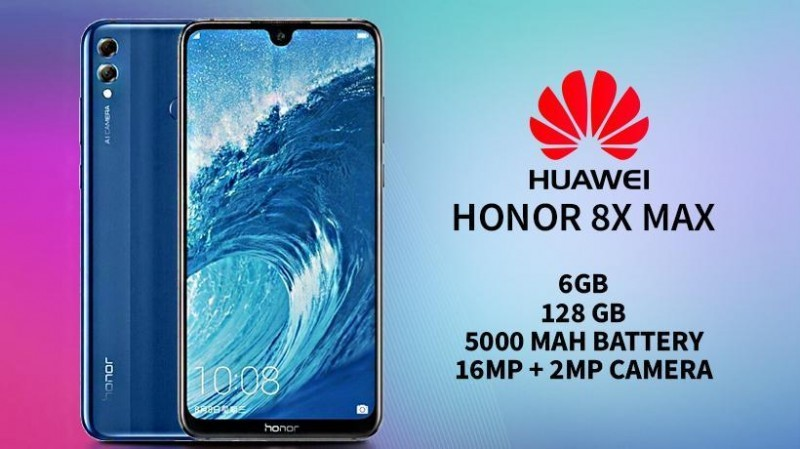 Huawei Honor 8X Max - Price, Comparison, Specs, Reviews
