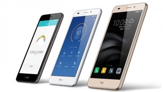 Huawei Honor 5c Colors