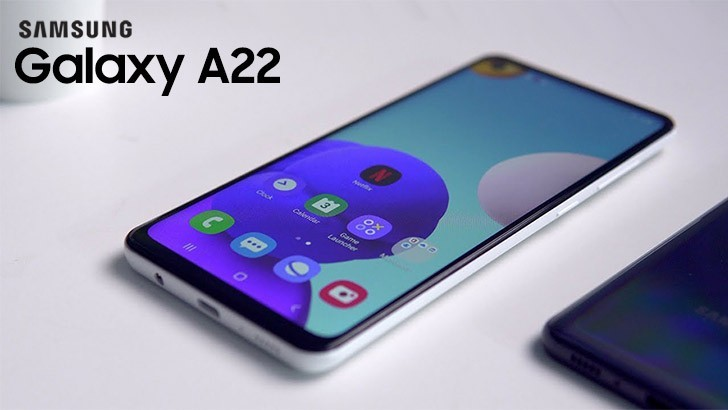 Samsung Galaxy A22 - Price, Specs, Review,Coparison