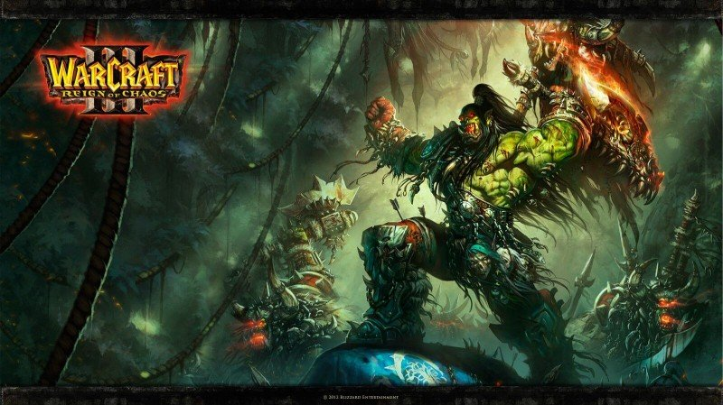 Warcraft III - Region of Chaos - Characters, System Requirements, Reviews and Comparisons