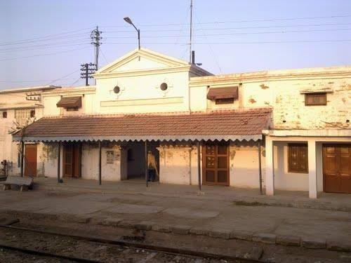 Khairpur Railway Station