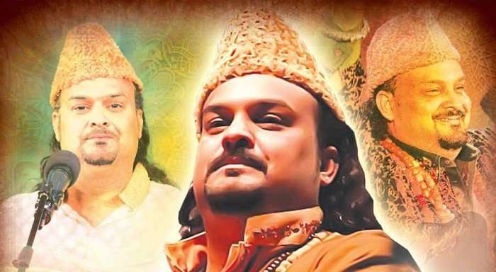Amjad Ghulam Fareed Sabri - Cover Photo