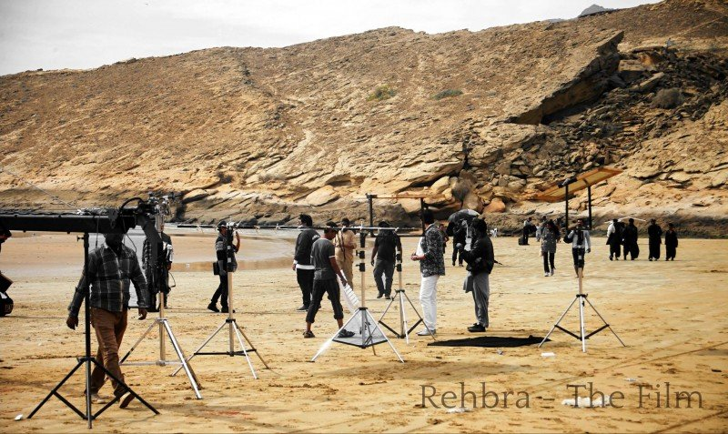 Rehbra ACotrs On Location