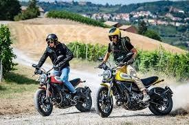 Ducati Scrambler - looks