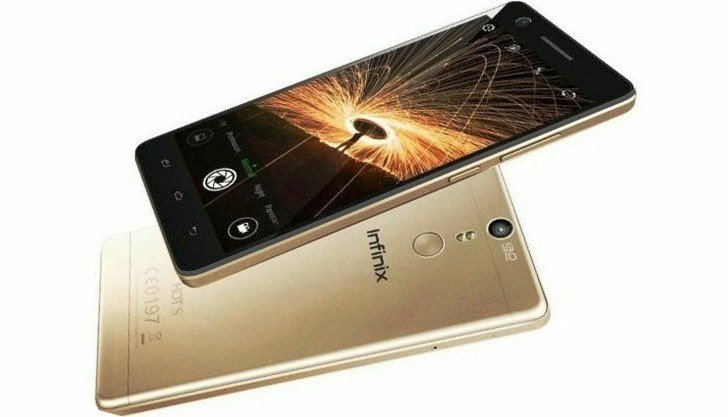 Infinix Hot S3 - Price, Comparison, Specs, Reviews