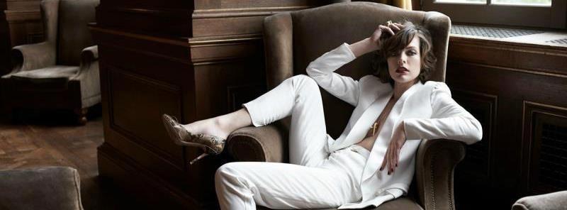Milla Jovovich - Complete Information