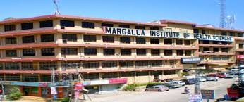 Margalla Institute of Health Sciences cover