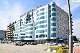 New Bukhari Hospital corve