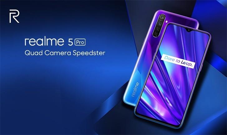Realme 5 Pro - Price, Specs, Reviews, Comparison