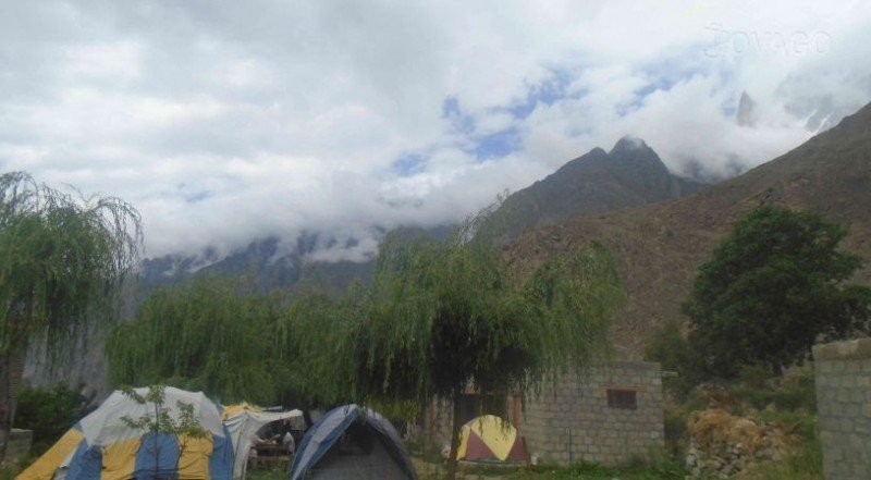 Hunza Panorama Hotel and Camping Site 4