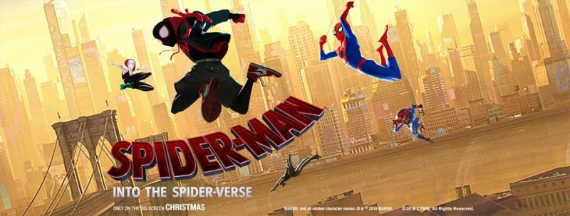 Spider-Man Into the Spider-Verse 4