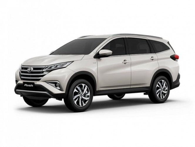 Toyota Rush G A T 2021 (Automatic)
