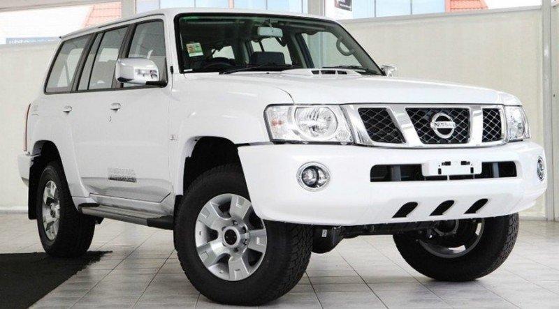 Nissan Patrol - Price in Pakistan