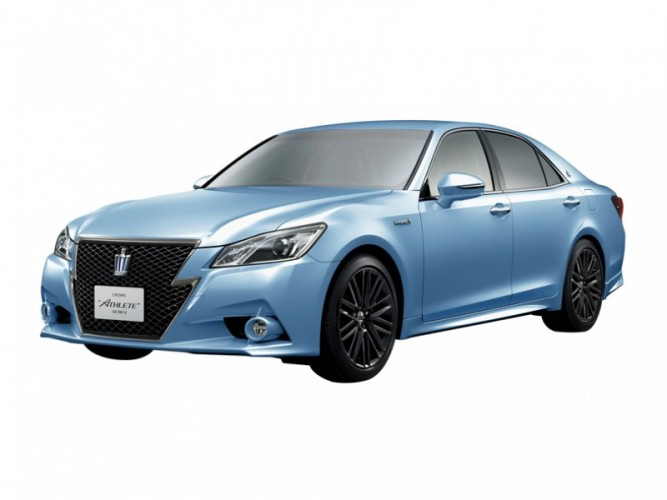 Toyota Crown Athlete S Package 2021 (Automatic)