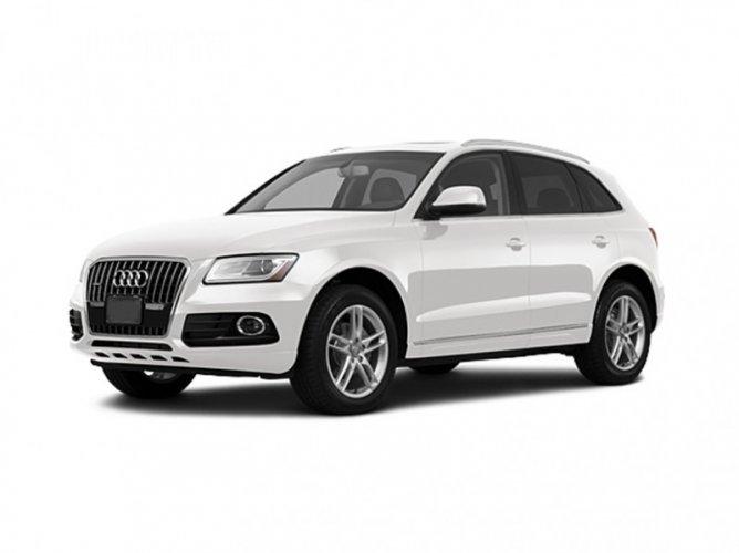 Audi Q5 Q5 White model