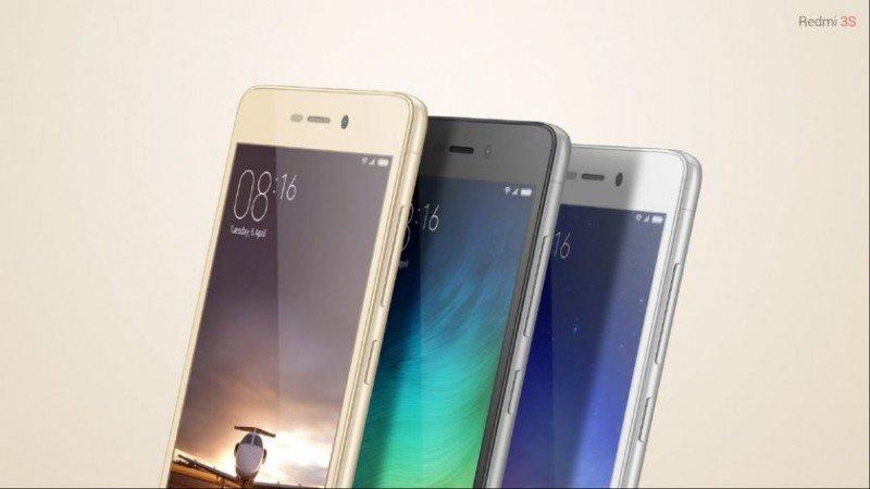 Xiaomi Redmi 3s Prime 2
