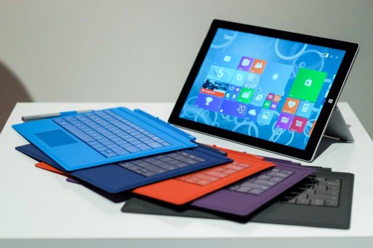 Microsoft Surface Pro 3 Smart View
