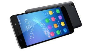 Huawei Honor Y6II Back