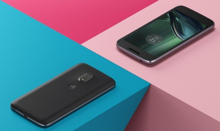 Motorola Moto G4 Play Look