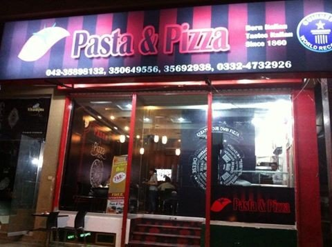Pasta & Pizza Building