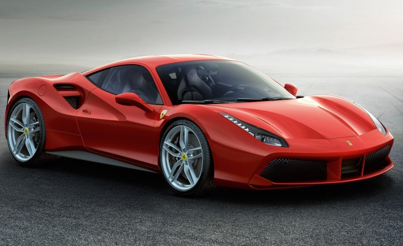 Ferrari 488 GTB - Price in Pakistan