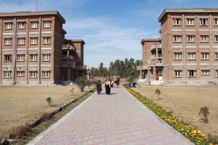 Shaheed Benazir Bhutto Women University