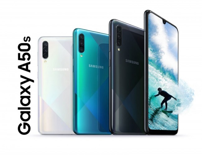 Samsung Galaxy A50s - Price, Specs, Reviews, Comparison