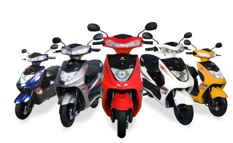 Ampere Reo - Bikes