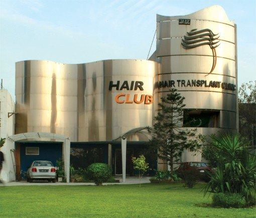 Hair Club International cover