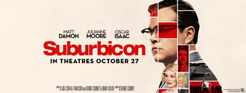 Suburbicon - Complete Information